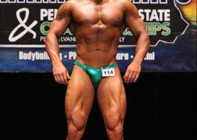 Anthony Miller – 2016 NPC Ultimate Physique Championships
