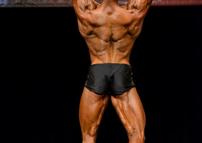 Dominick Goldston Best Fit Classic Physique Trunks
