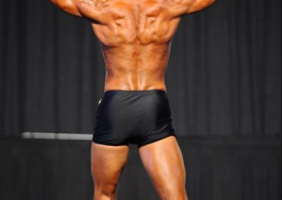Jared Robinson Best Fit Classic Physique Trunks