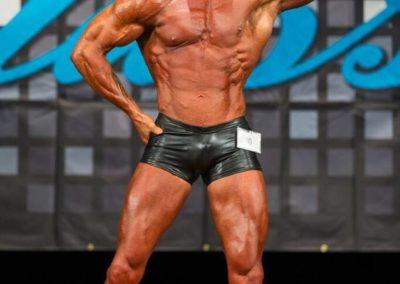 Brian Strock - Muscle Potential Best Fit Classic Physique Trunks