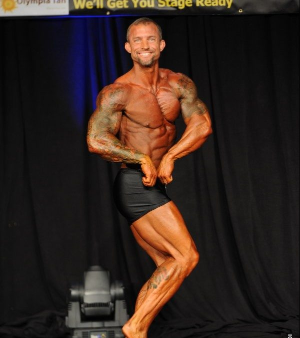 Richard Stegall – 2017 NPC Teen Collegiate & Masters National Championships