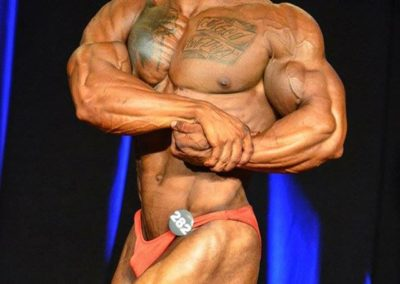 Deontrai Campbell – 2017 IFBB North Americans