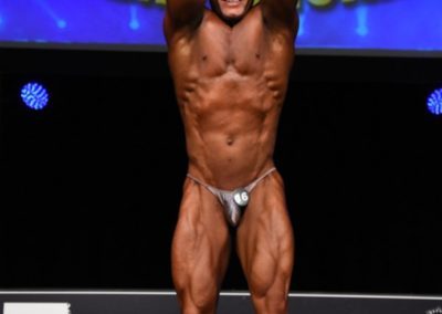 Roger Reed - 2017 NPC Louisiana State Championships - Best Fit Posers
