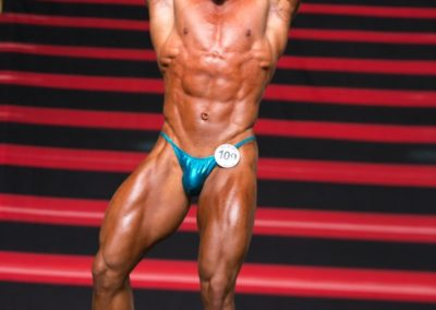 Christopher Salvato - 2017 NPC Dallas Europa - Best Fit Posers