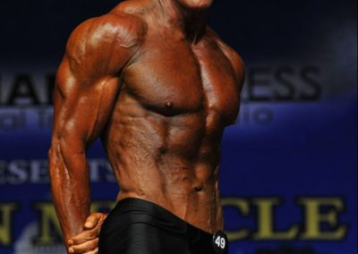William Lowinski – 2017 NPC Capital Grand Prix
