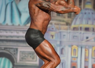 Jevon Berlin - Best Fit Posers and Best Fit Classic Physique Trunks