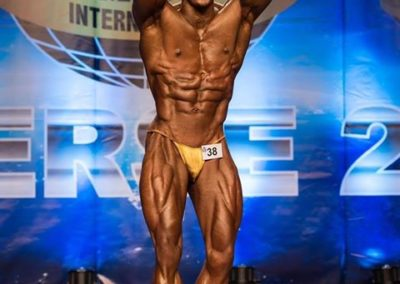 Will Collins – 2016 WFF Universe