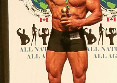 Steve Dittman Best Fit Classic Physique Trunks