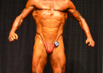 Michael Shaw – 2017 Mr Buffalo
