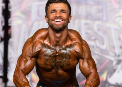 Ronnie Jouravel  – 2017 NPC Midwest Championships