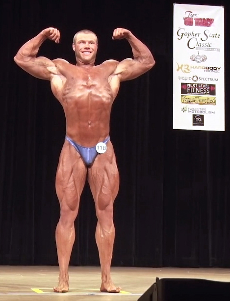 Kyle Aherns – 2017 NPC Gopher State Classic