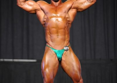 Adam Wicker – 2017 NPC Junior Nationals