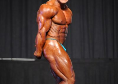 Dom Triveline – 2017 NPC Junior Nationals
