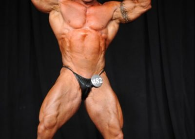 Christian Simmons – 2017 NPC Teen Collegiate & Masters National Championships