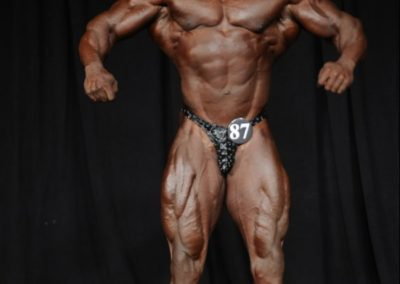 Reginald Anderson – 2017 NPC Teen Collegiate & Masters National Championships