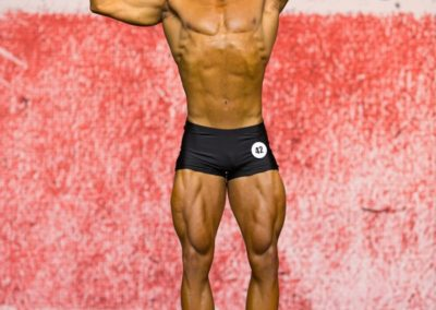 Spencer Butts - Best Fit Classic Physique Trunks