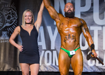 Justin Child – 2017 NPC Jay Cutler Wyoming Classic