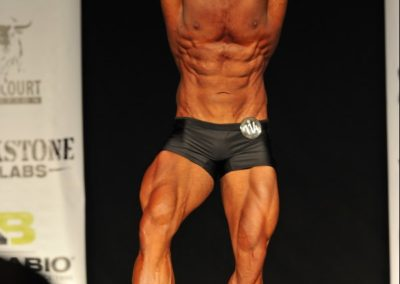 Tim Robinson - Best Fit Classic Physique Trunks