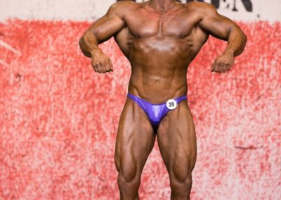 James Brown – 2017 NPC Branch Warren Championships