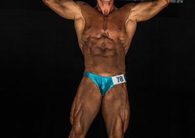 John Stimach – 2017 NPC Muscle Mayhem