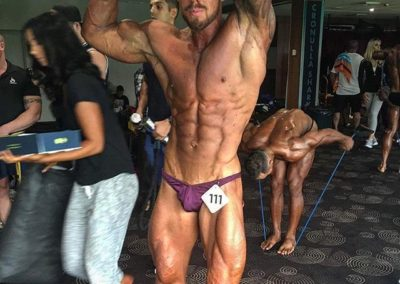 Chris Brien – 2017 IFBB Autralasians