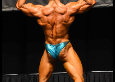Edward Hamlet -  2017 NPC Battle on the Bluff - Best Fit Posers