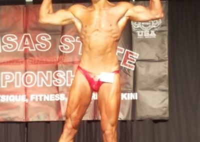 Michael McKeown – 2017 NPC Mr Arkansa