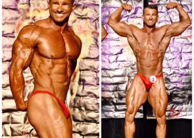 Lloyd Dempster – 2017 NPC Red Sticks