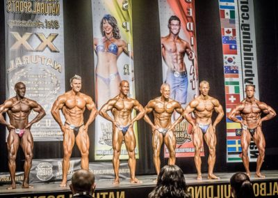 Andreas Pürzel – 2017  INBA Pro/Am Natural Olympia