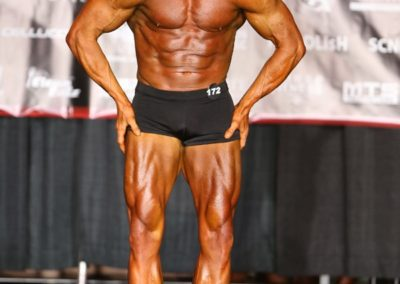 Tony Hester - 2017 NPC Palmetto Classic - Best Fit Classic Physique Trunks