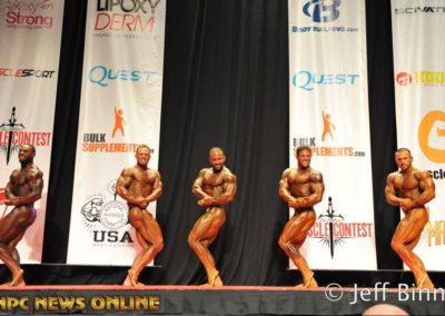 Leland DeVaughn - 2017 NPC USA Championships - Best Fit Posers