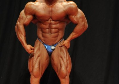 IFBB Pro Derek Lunsford - 2017 NPC USA Championships - Best Fit Posers