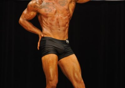 Austin Santens – 2017 NPC Virginia Battle Royale