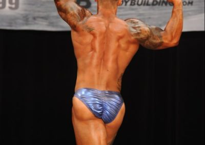 Mike Jancarole - 2017 NPC Virginia Battle Royale - Best Fit Posers