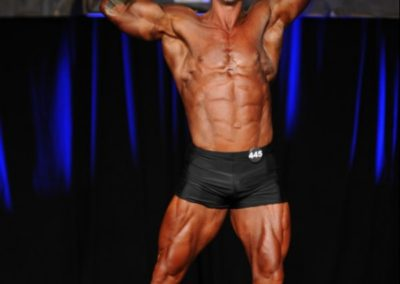 Richie Stegall -  2017 IFBB North American Championships - Best Fit Classic Physique Trunks