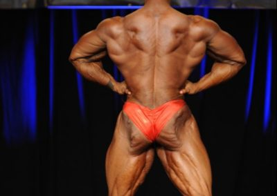 IFBB Pro Deontrai Campbell - 2017 IFBB North Americans - Best Fit Posers