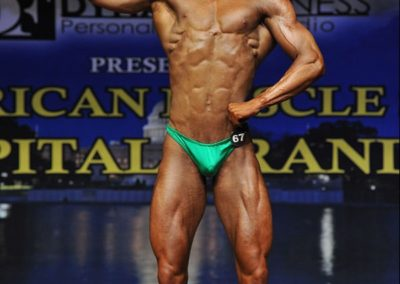 Matt Corn – 2017 NPC Capital Grand Prix