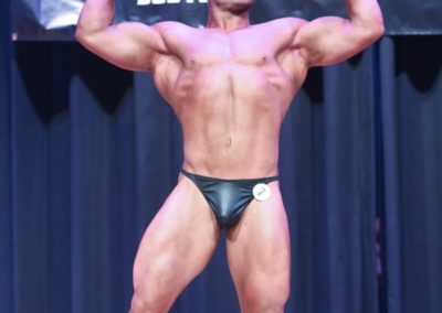 Nicholas Forsthoffer - 2017 NPC Ocala Cup - Best Fit Posers