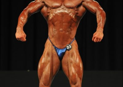 Brent Chaves - 2017  NPC National Championships - Best Fit Posers