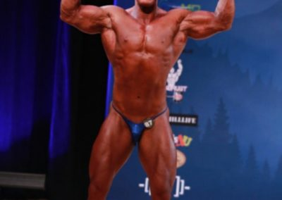 Cory Elston - 2017 NPC Rocky Mountain Championships - Best Fit Posers