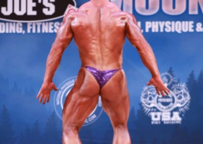 Ryan Joubert - 2017 NPC Rocky Mountain Championships - Best Fit Posers