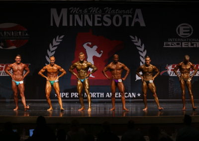 Tom Lewis - 2017 NANBF Mr & Ms Minnesota - Best Fit Posers