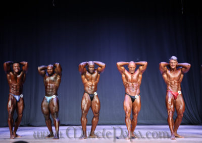 Ty Garceau - 2017 NPC All South Championships - Best Fit Posers