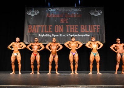 Steven Murphy - 2017 NPC Battle on the Bluff - Best Fit Posers
