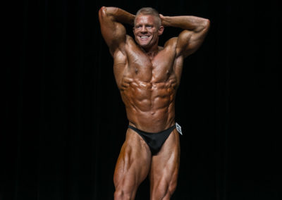 John Crowe - 2017 NPC Arizona Open - Over 40 2nd