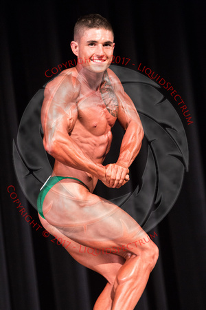 Mike Chand - 2017 NANBF Gateway Naturals - Best Fit Posers