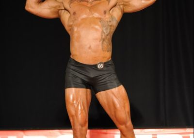 Phillip Steinberg - Best Fit Classic Physique Trunks