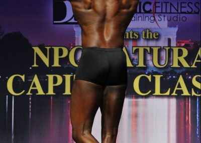 Dexter Fredericks - Best Fit Classic Physique Trunks