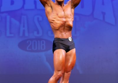 Hunter Delcambre - Best Fit Classic Physique Trunks
