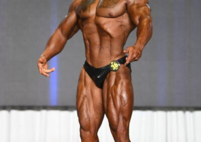 Deontrai Campbell – 2020 IFBB Tampa Pro